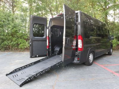 New Wheelchair Van for Sale - 2020 RAM 2500 Promaster Window Van 159 Wheelchair Accessible Van VIN: 3C6TRVPG7LE139175
