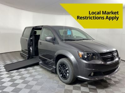 Handicap Van for Sale - 2019 Dodge Grand Caravan SE PLUS Wheelchair Accessible Van VIN: 2C7WDGBG8KR780147