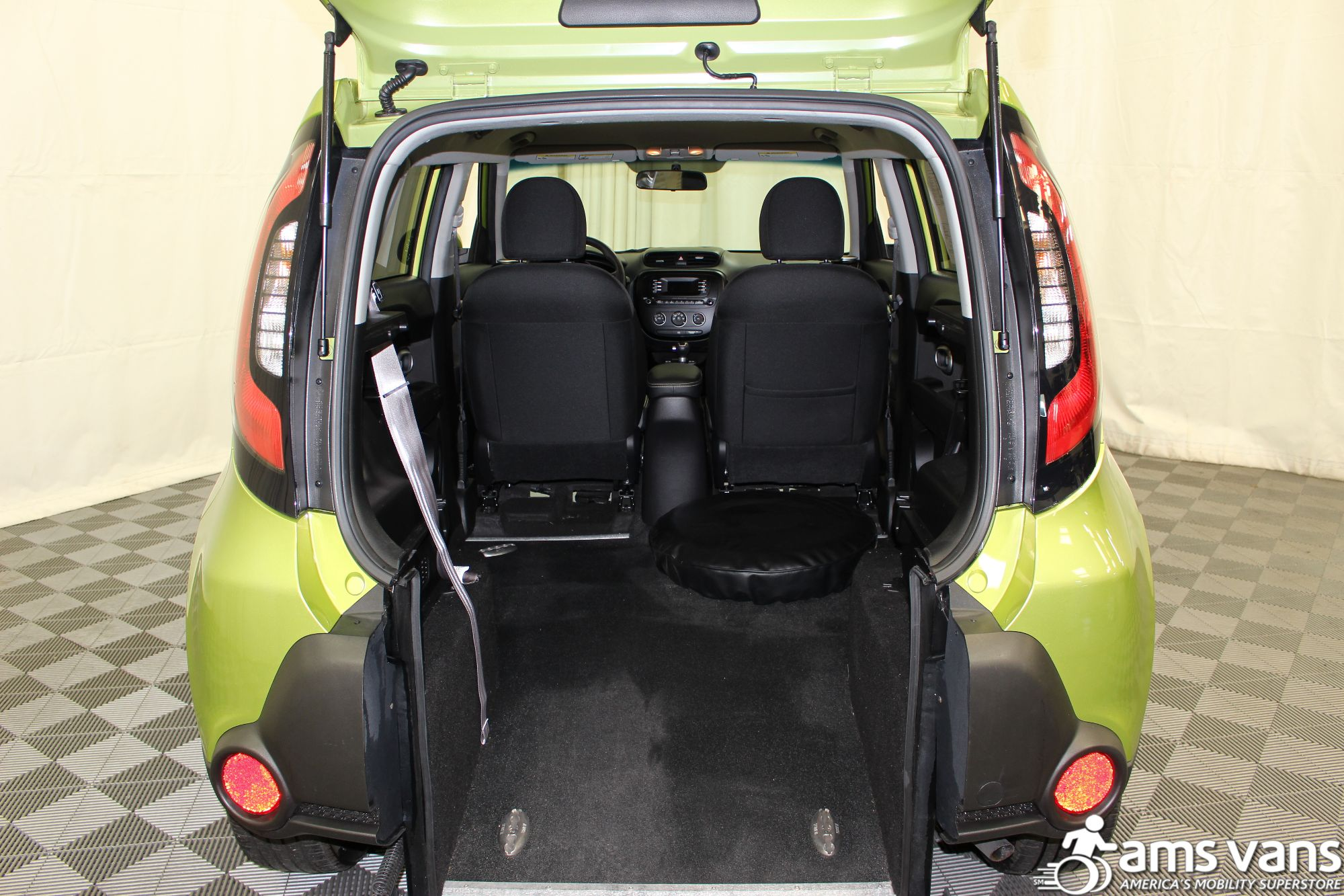 2015 Kia Soul + Wheelchair Van For Sale #4