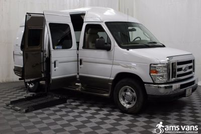 2008 Ford E-Series Chassis Wheelchair Van For Sale