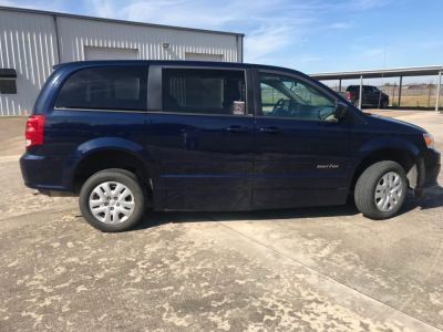 Handicap Van for Sale - 2014 Dodge Grand Caravan SE Wheelchair Accessible Van VIN: 2C4RDGBG1ER202986
