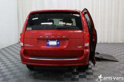 2012 Dodge Grand Caravan Wheelchair Van For Sale -- Thumb #4