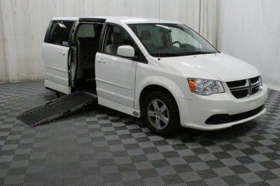 Used Wheelchair Van for Sale - 2012 Dodge Grand Caravan SXT Wheelchair Accessible Van VIN: 2C4RDGCG3CR141085
