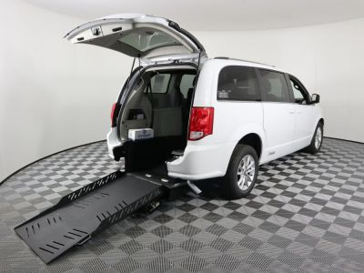 New Wheelchair Van for Sale - 2019 Dodge Grand Caravan SXT Wheelchair Accessible Van VIN: 2C4RDGCG7KR623041