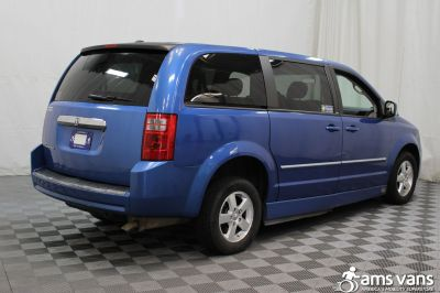 2008 Dodge Grand Caravan Wheelchair Van For Sale -- Thumb #3