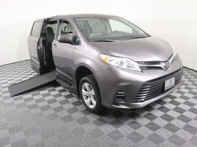 New Wheelchair Van for Sale - 2019 Toyota Sienna LE Standard Wheelchair Accessible Van VIN: 5TDKZ3DC4KS996536