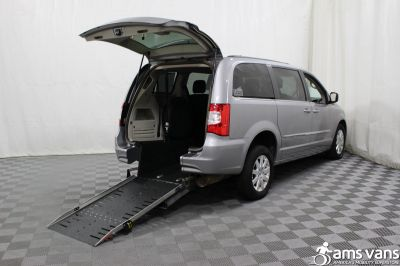 2013 Chrysler Town & Country Wheelchair Van For Sale -- Thumb #1
