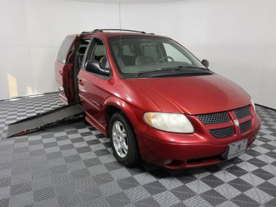 Used Wheelchair Van for Sale - 2001 Dodge Grand Caravan Sport Wheelchair Accessible Van VIN: 2B8GP44G11R162649