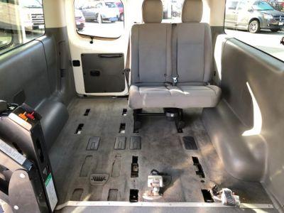 WHITE Nissan NV Passenger image number 13