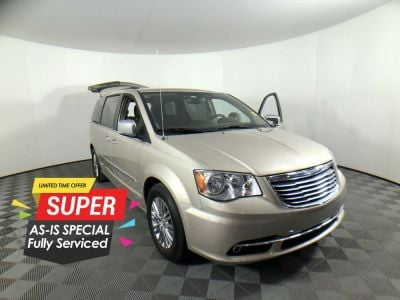 Used Wheelchair Van for Sale - 2013 Chrysler Town & Country Touring-L Wheelchair Accessible Van VIN: 2C4RC1CG5DR622960