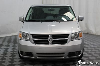 2008 Dodge Grand Caravan Wheelchair Van For Sale -- Thumb #17