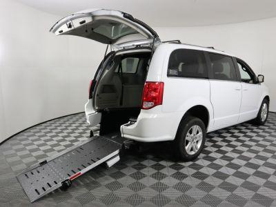 Commercial Wheelchair Vans for Sale - 2019 Dodge Grand Caravan SXT ADA Compliant Vehicle VIN: 2C4RDGCG4KR770885