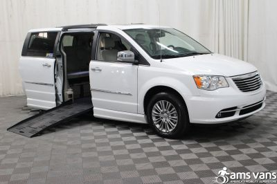 Used 2016 Chrysler Town & Country Touring-L Wheelchair Van
