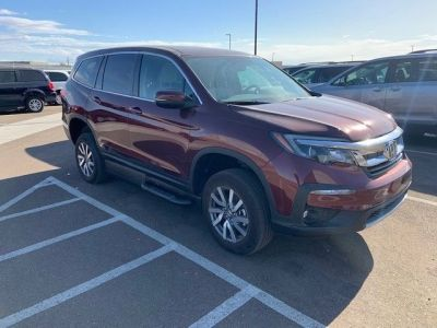 Used Wheelchair Van for Sale - 2019 Honda Pilot EX-L w/Navi w/RES Wheelchair Accessible Van VIN: 5FNYF5H42KB024486