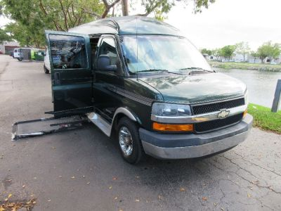 Wheelchair Vans For Sale Used 2004 Chevrolet Express Cargo