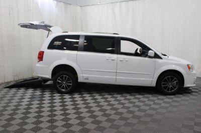 Commercial Wheelchair Vans for Sale - 2017 Dodge Grand Caravan SXT ADA Compliant Vehicle VIN: 2C4RDGCG9HR799811