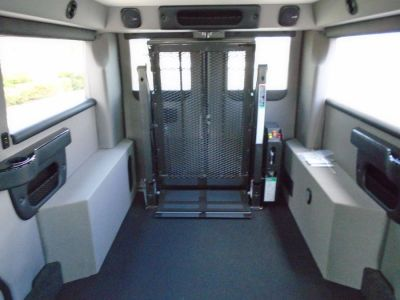 Gray Ram ProMaster Cargo image number 16