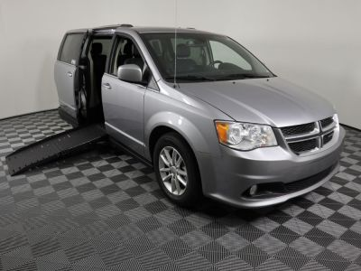 New Wheelchair Van for Sale - 2019 Dodge Grand Caravan SXT Wheelchair Accessible Van VIN: 2C4RDGCG3KR679526