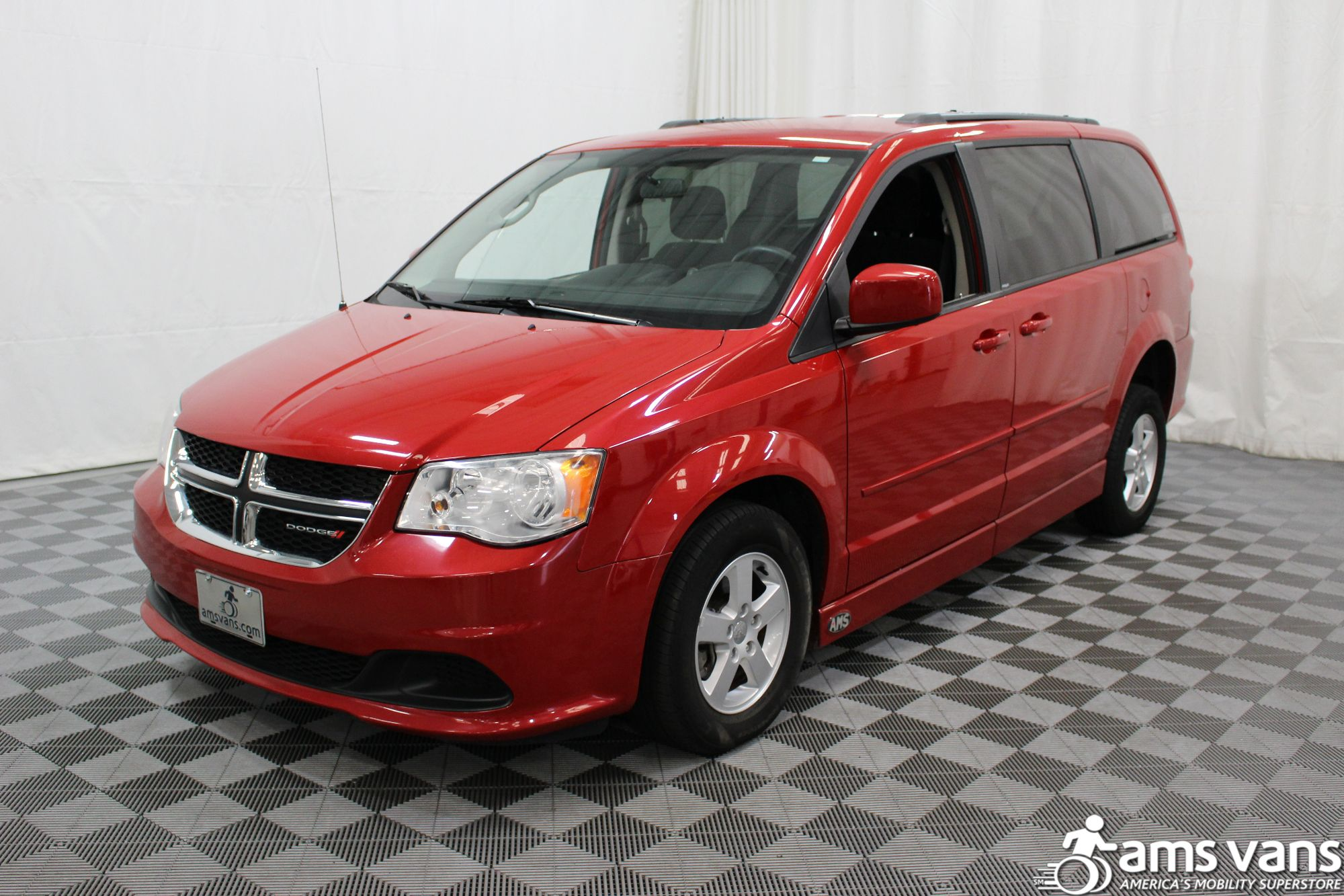 2012 Dodge Grand Caravan SXT Wheelchair Van For Sale #16
