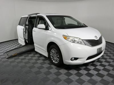 Used Wheelchair Van for Sale - 2011 Toyota Sienna XLE 8-Passenger Wheelchair Accessible Van VIN: 5TDYK3DCXBS029718
