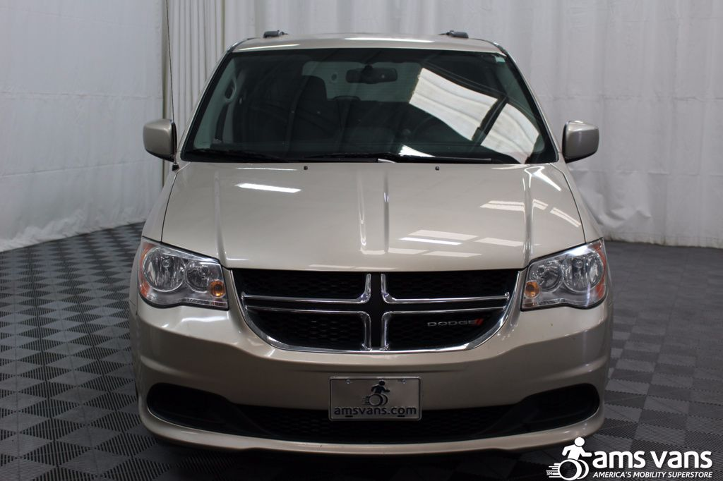 2013 Dodge Grand Caravan SXT Wheelchair Van For Sale #16