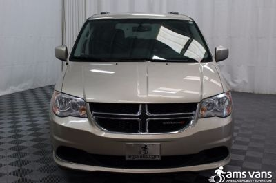 2013 Dodge Grand Caravan Wheelchair Van For Sale -- Thumb #16