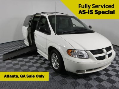 Used Wheelchair Van for Sale - 2004 Dodge Grand Caravan SXT Wheelchair Accessible Van VIN: 2D4GP44L14R606041
