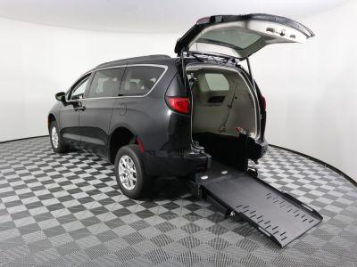 Commercial Wheelchair Vans for Sale - 2020 Chrysler Voyager LXi ADA Compliant Vehicle VIN: 2C4RC1DG1LR144940