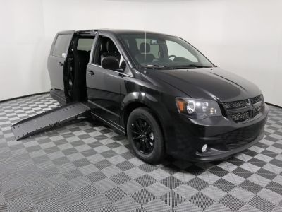 New Wheelchair Van for Sale - 2019 Dodge Grand Caravan SE PLUS Wheelchair Accessible Van VIN: 2C7WDGBG8KR784389