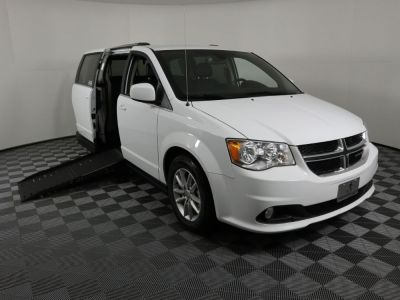 New Wheelchair Van for Sale - 2019 Dodge Grand Caravan SXT Wheelchair Accessible Van VIN: 2C4RDGCG9KR724565
