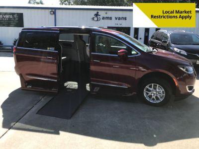 New Wheelchair Van for Sale - 2020 Chrysler Pacifica Touring-L Wheelchair Accessible Van VIN: 2C4RC1BG8LR232600