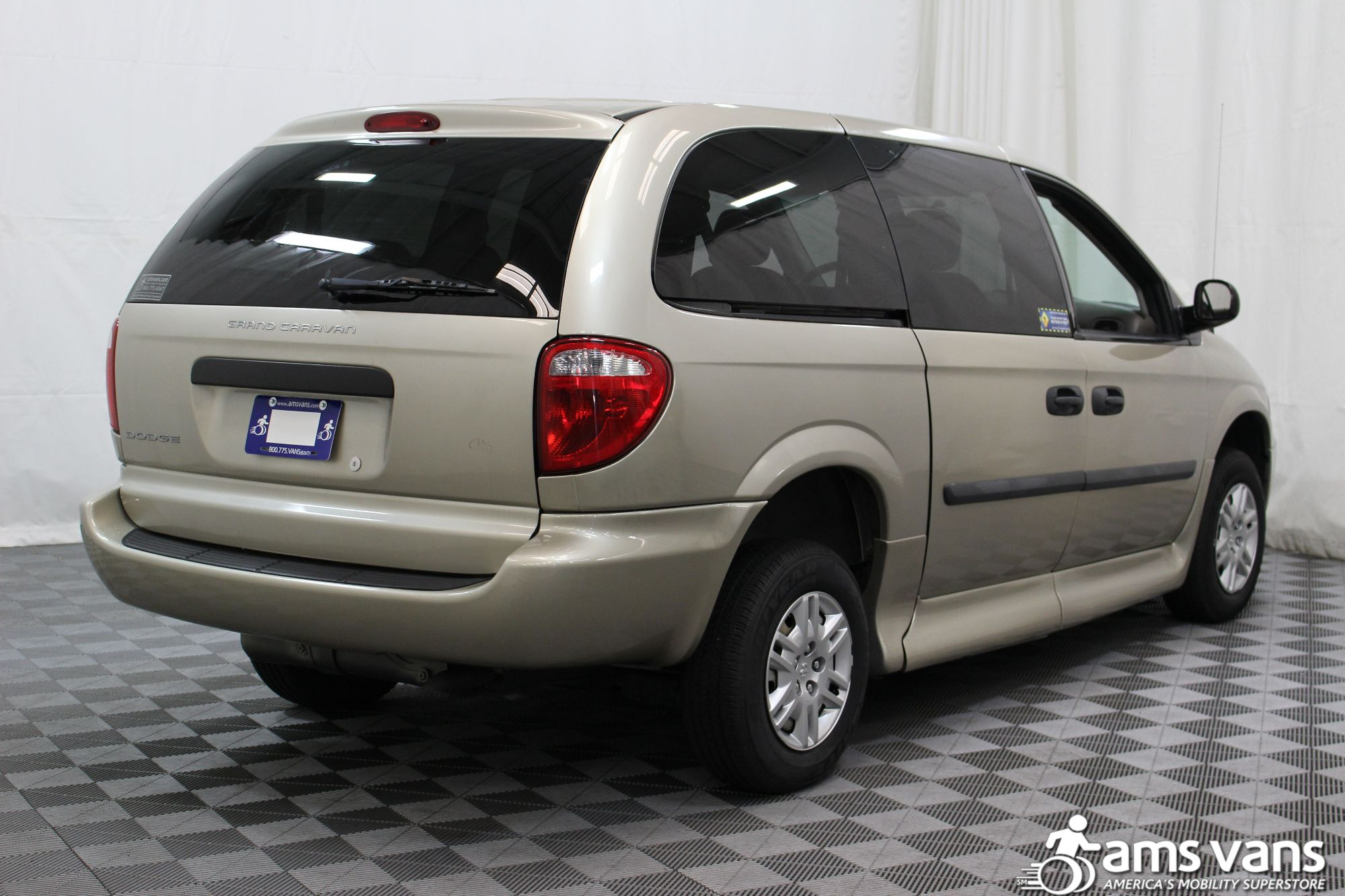 2007 Dodge Grand Caravan SE Wheelchair Van For Sale #13