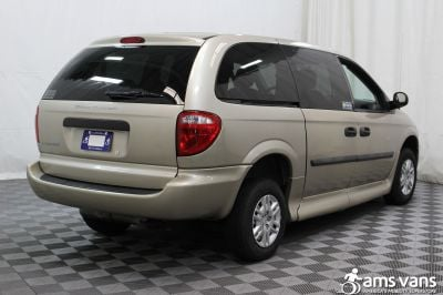 2007 Dodge Grand Caravan Wheelchair Van For Sale -- Thumb #13