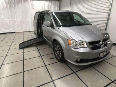 Used Wheelchair Van for Sale - 2017 Dodge Grand Caravan SXT Wheelchair Accessible Van VIN: 2C4RDGCG9HR857934