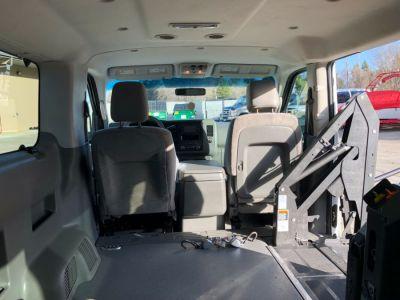 WHITE Nissan NV Passenger image number 14