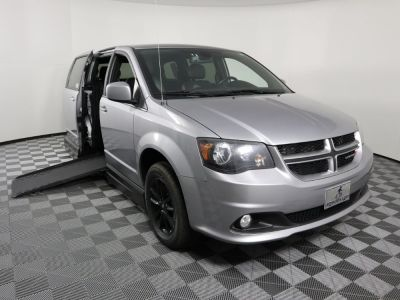 Handicap Van for Sale - 2019 Dodge Grand Caravan GT Wheelchair Accessible Van VIN: 2C4RDGEG4KR689169