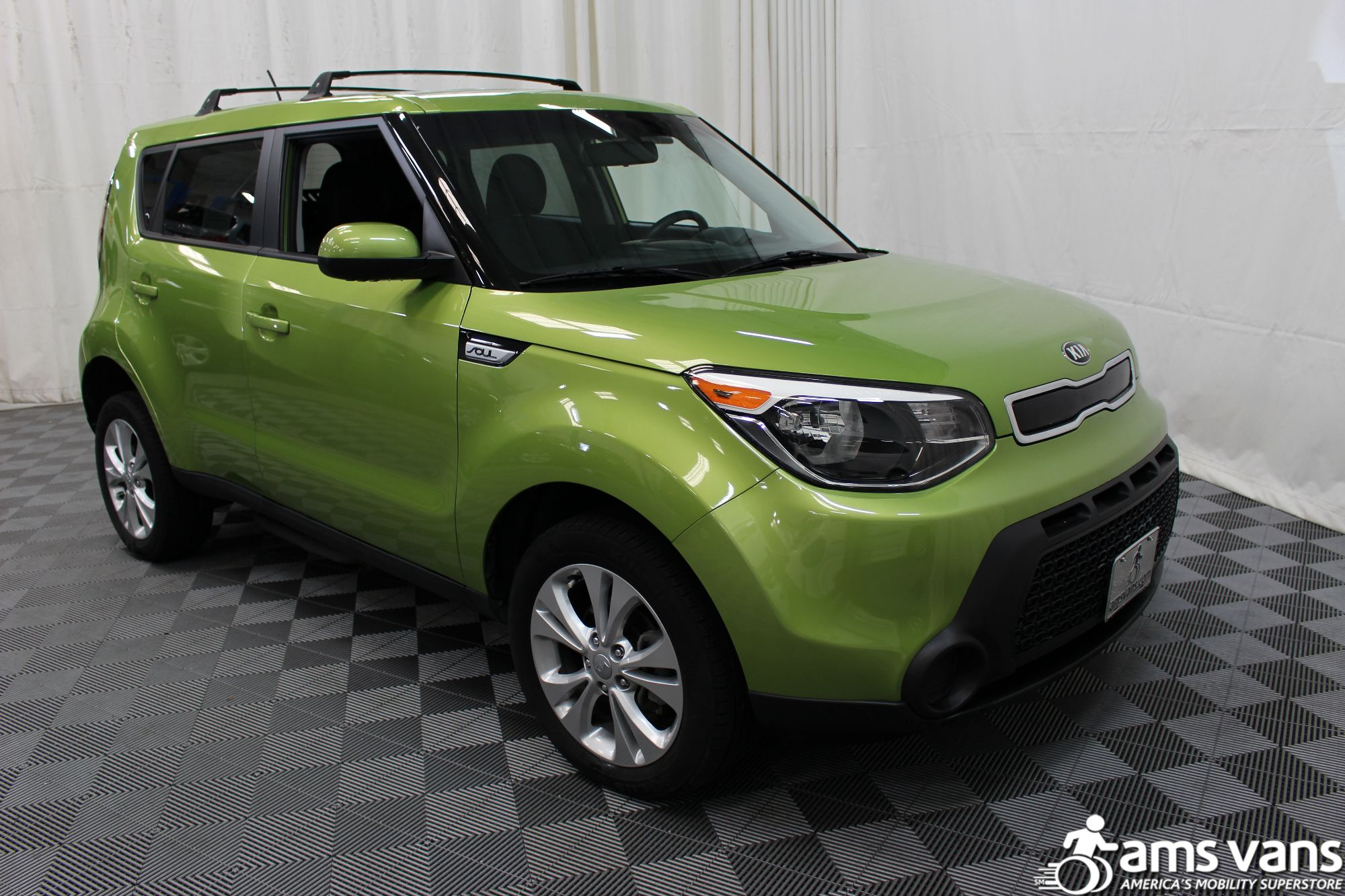 2015 Kia Soul + Wheelchair Van For Sale #7