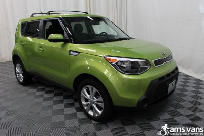 2015 Kia Soul Wheelchair Van For Sale -- Thumb #7