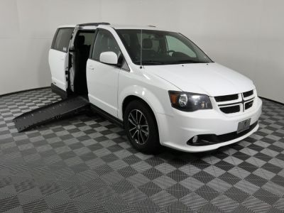 New Wheelchair Van for Sale - 2018 Dodge Grand Caravan GT Wheelchair Accessible Van VIN: 2C4RDGEG8JR284785