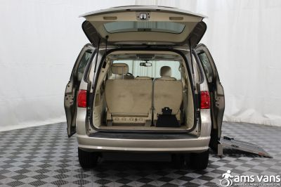 2009 Volkswagen Routan Wheelchair Van For Sale -- Thumb #4