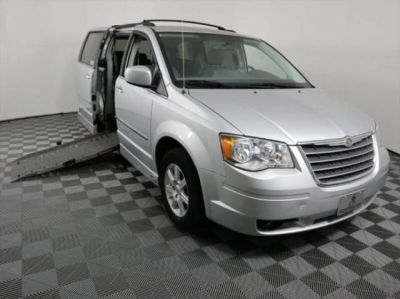 Used Wheelchair Van for Sale - 2010 Chrysler Town & Country Touring Wheelchair Accessible Van VIN: 2A4RR5D19AR431533