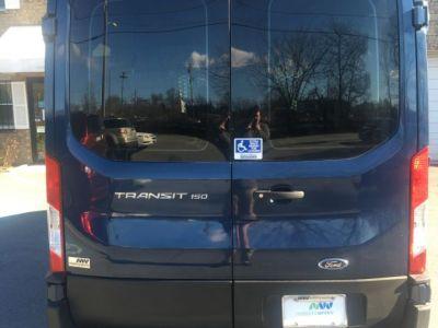 Blue Ford T150 image number 3