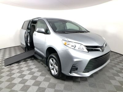 New Wheelchair Van for Sale - 2019 Toyota Sienna LE Standard Wheelchair Accessible Van VIN: 5TDKZ3DC2KS005706