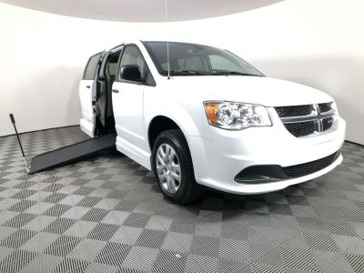 Handicap Van for Sale - 2019 Dodge Grand Caravan SE Wheelchair Accessible Van VIN: 2C7WDGBG9KR784448