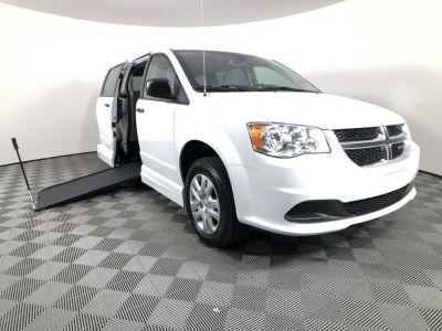Handicap Van for Sale - 2019 Dodge Grand Caravan SE Wheelchair Accessible Van VIN: 2C7WDGBG9KR784448