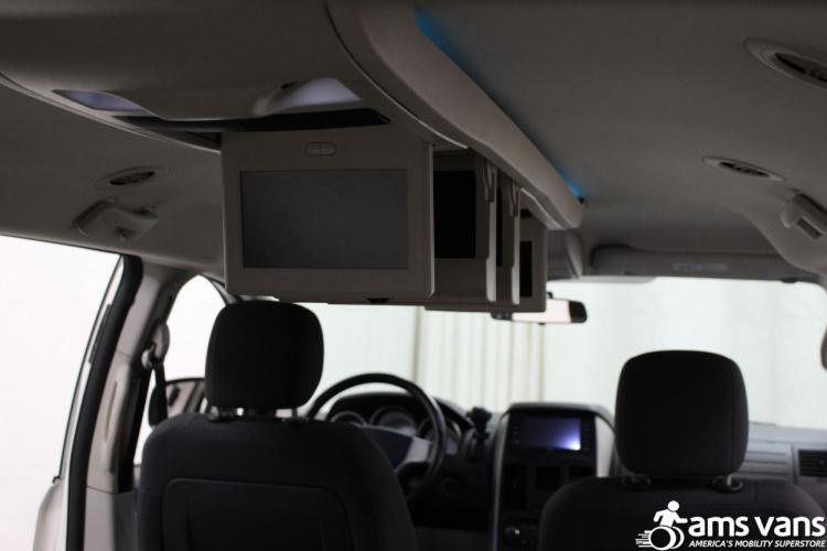 2008 Dodge Grand Caravan SXT Wheelchair Van For Sale #33