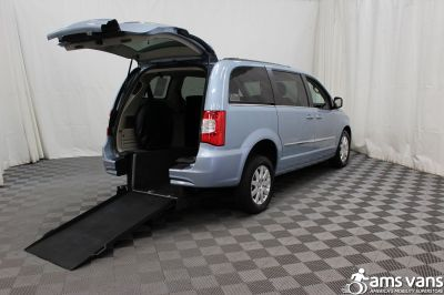 2013 Chrysler Town and Country Wheelchair Van For Sale -- Thumb #1