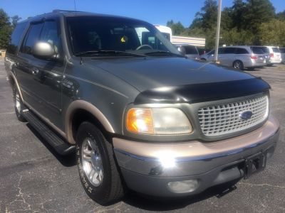 1999 Ford Expedition Eddie Bauer Wheelchair Van