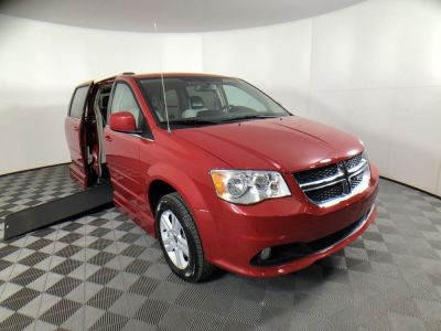 Used Wheelchair Van for Sale - 2013 Dodge Grand Caravan Crew Wheelchair Accessible Van VIN: 2C4RDGDG2DR556995