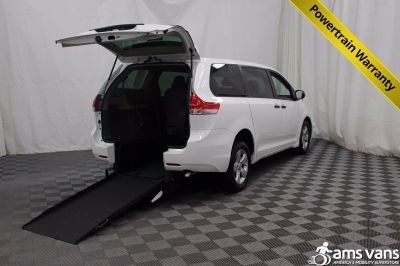 2013 Toyota Sienna Wheelchair Van For Sale -- Thumb #1